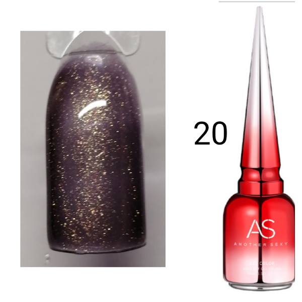 15 ml as another sexy gel nail polish - no 20 picture