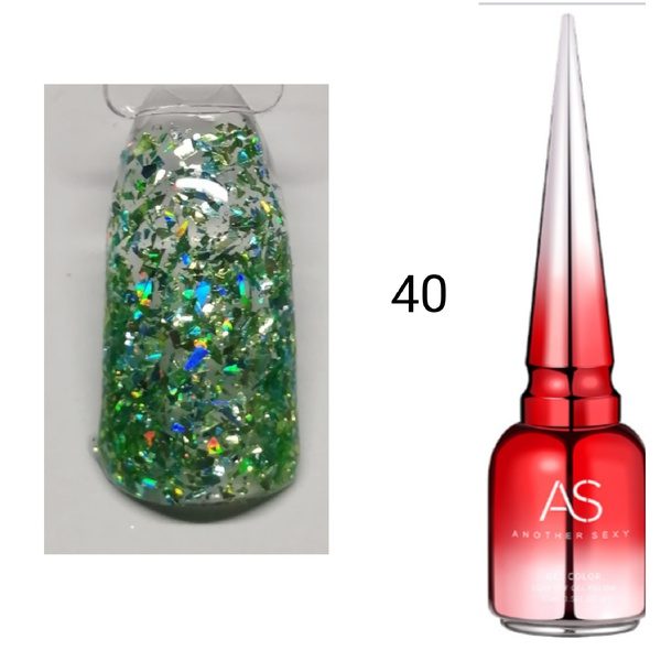 15 ml as another sexy gel nail polish - no 40 picture