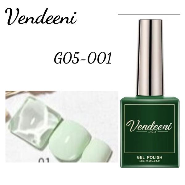 15 ml vendeeni uv led gel nail polish g-05-no 1 picture