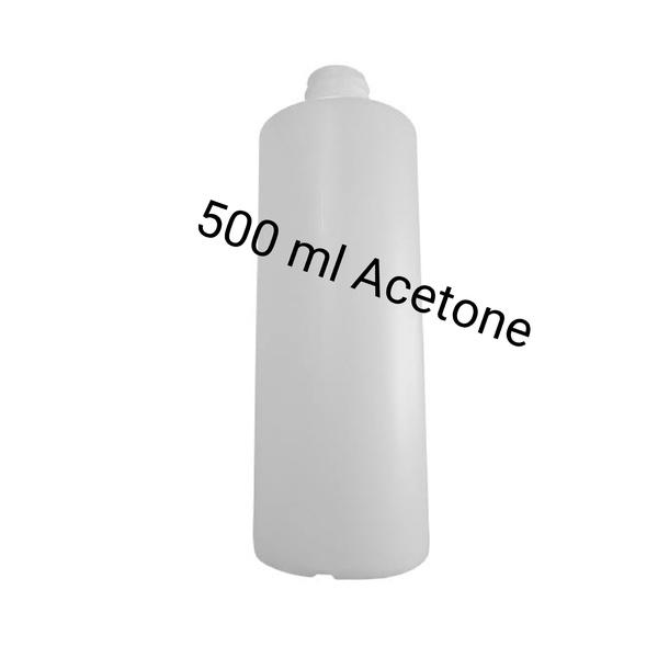 500 ml acetone picture