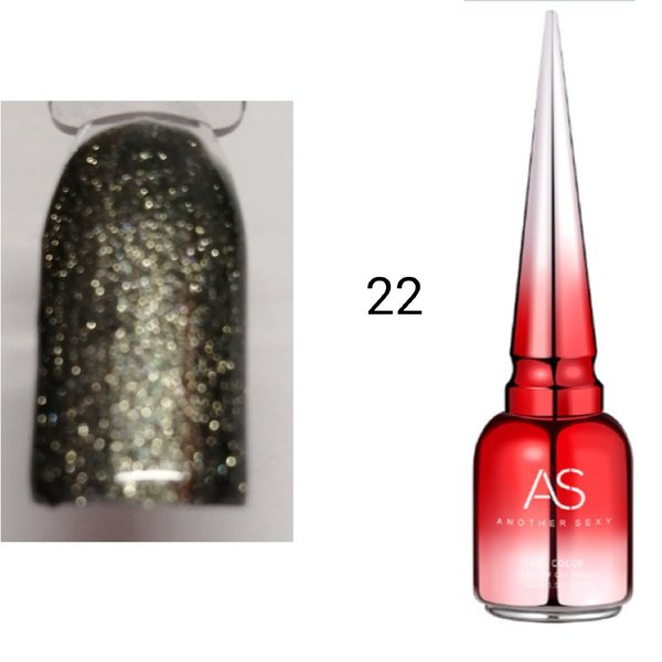15 ml as another sexy gel nail polish - no 22 picture