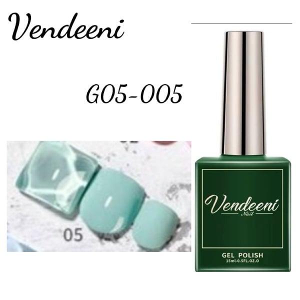 15 ml vendeeni uv led gel nail polish g-05-no 5 picture