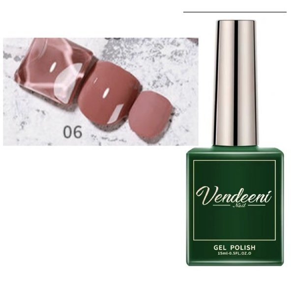 15 ml vendeeni uv led gel nail polish g-04-no 6 picture