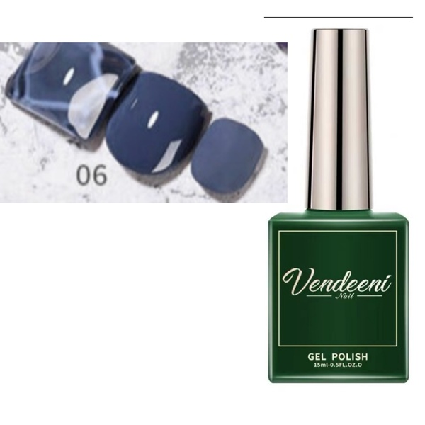15 ml vendeeni uv led gel nail polish g-06-no 6 picture