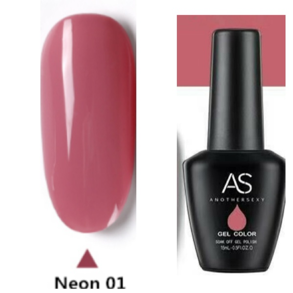 15 ml as gel polish neon series no 1 picture