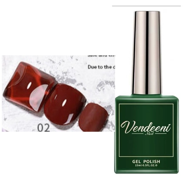 15 ml vendeeni uv led gel nail polish g-09-no 2 picture