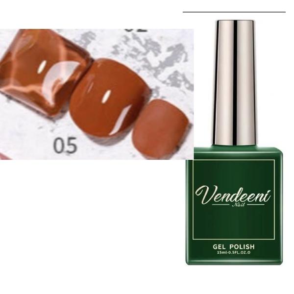 15 ml vendeeni uv led gel nail polish g-07-no 5 picture
