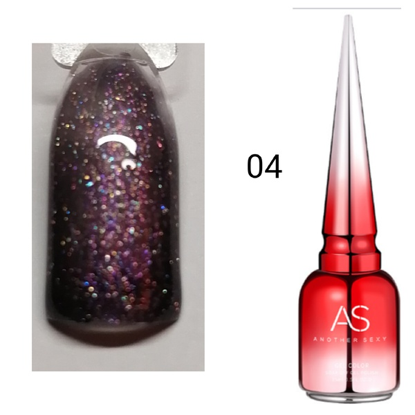 15 ml as another sexy gel nail polish - no 04 picture