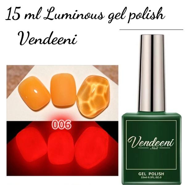 15 ml vendeeni lominous gel polish no 06 picture