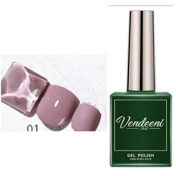 15 ml vendeeni uv led gel nail polish g-08-no 1 picture