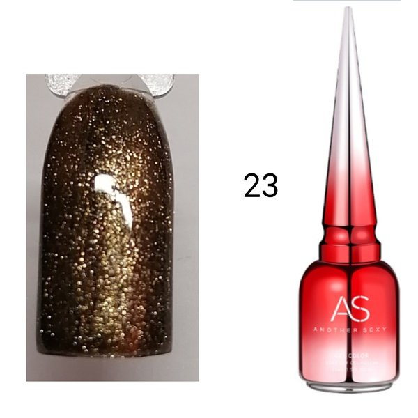 15 ml as another sexy gel nail polish - no 23 picture