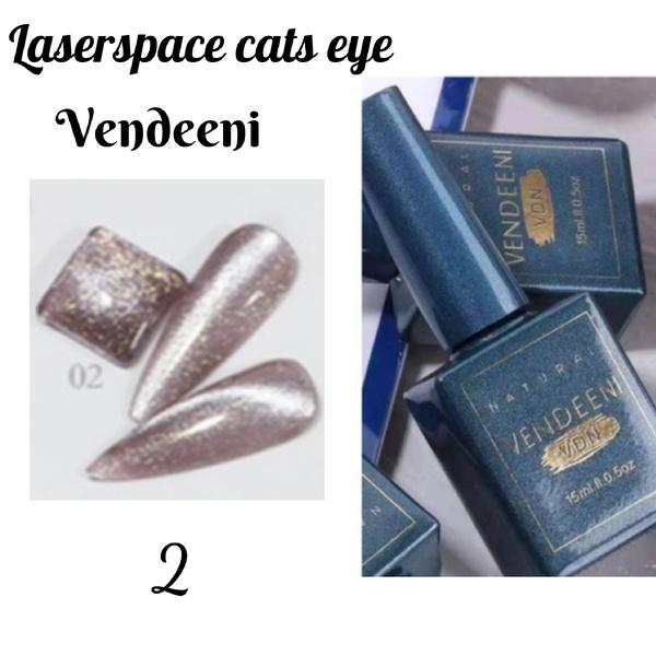 15 ml vendeeni laserspace cats eye gel nail polish no 2 picture