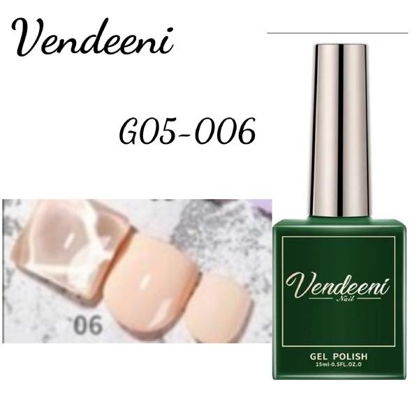 15 ml vendeeni uv led gel nail polish g-05-no 6 picture
