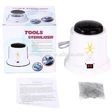 High temperature nail art sterilizer metal tools tweezer disinfection picture