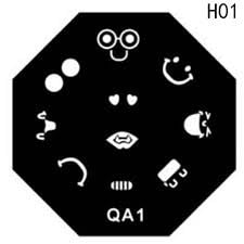 Stamping image plate qa01 picture