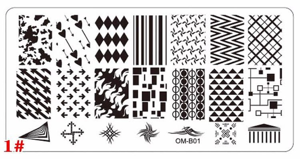 Stamping image plate omb01 picture