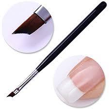 Smile line brush black handle picture