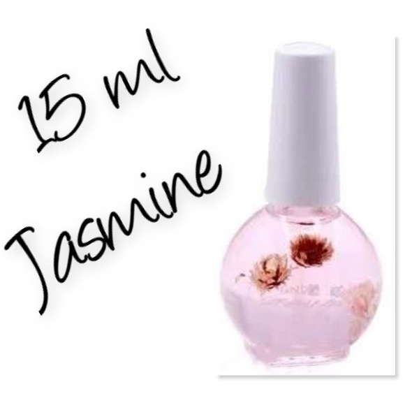 15 ml cuticle oil with flower - jasmine picture