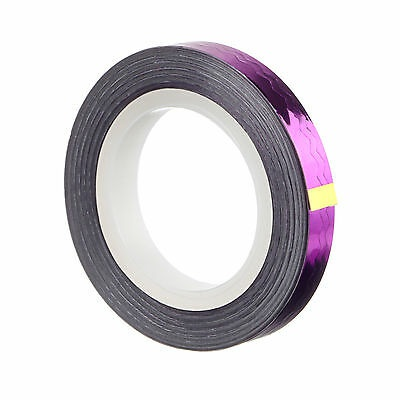 Wave striping role - purple picture