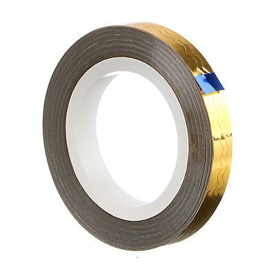 Wave striping role - gold picture