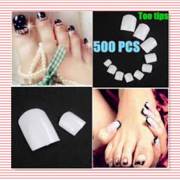 500 pc s toe tips picture