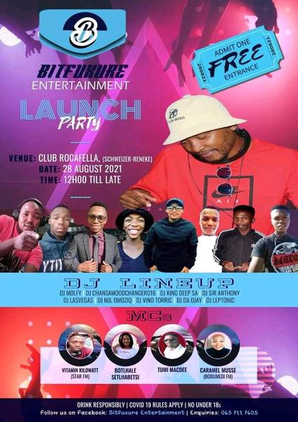 Bitfuxure Entertainment Launch Party picture
