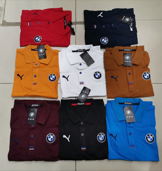 Bmw golf tshirts picture