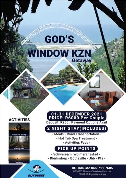 God's window tour picture