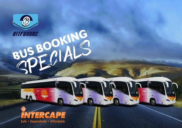 Durban to jhb intercape trip picture