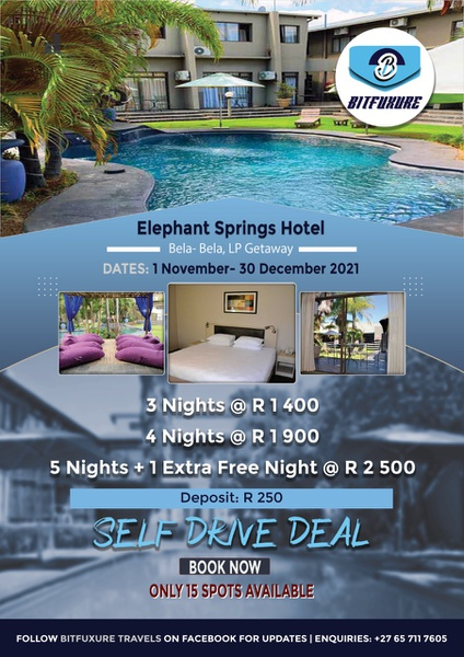 Elephant springs hotel picture