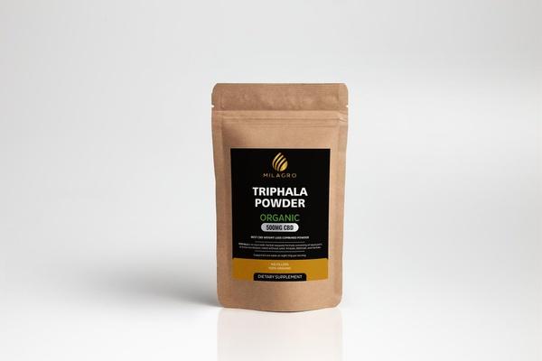 Triphala 500mg cbd powder picture