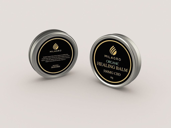 Milagro  healing balm picture