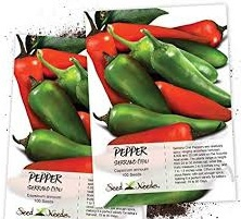 Seed pepper picture