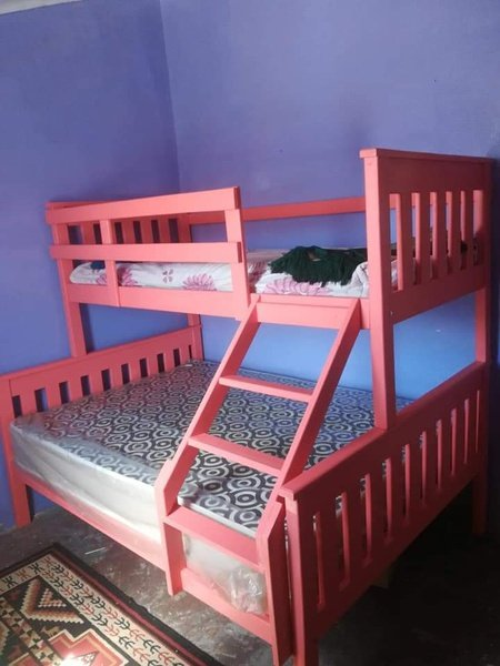 Christine tri bunk beds picture