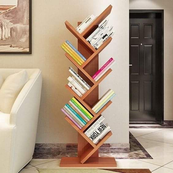 Bookshelves picture