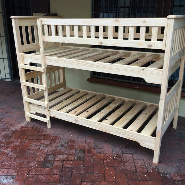 Various designs for double bunk beds picture