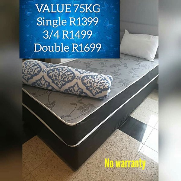 Bed sets(base and mattress only) picture
