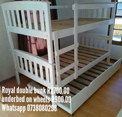 Royal double bunk beds picture