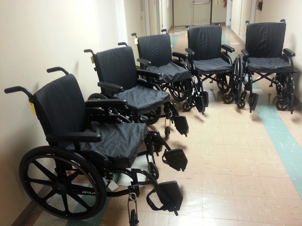 Wheel Chair Project picture
