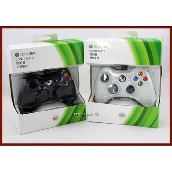 X box 360 joystick wireless picture