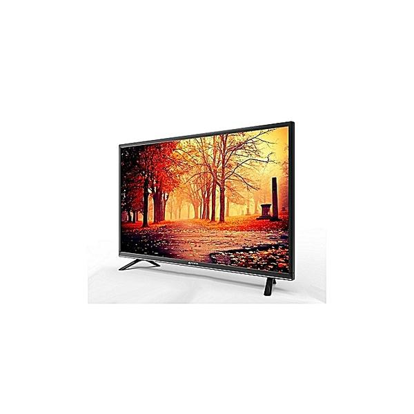 "Nasco led32c1n ultraslim hd digital led tv - 32"" black picture"