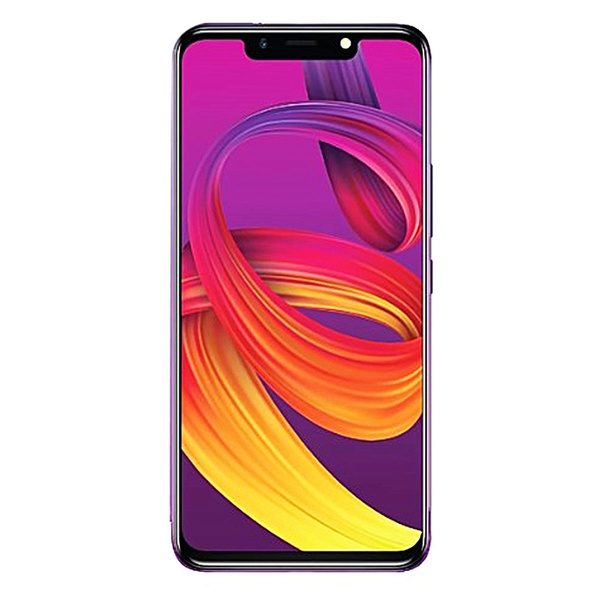 Infinix x624b hot 7 dual sim 32gb hdd - 2gb ram - purple picture