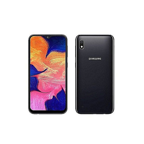Samsung sma-105 galaxy a10 dual sim 32gb hdd - 2gb ram - black picture