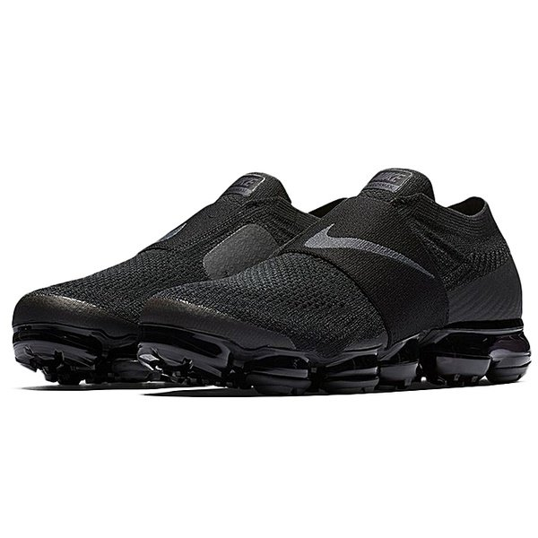 Nike vapormax moc low top sneakers - black picture