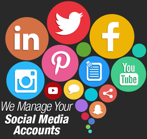 Social Media Account Management picture