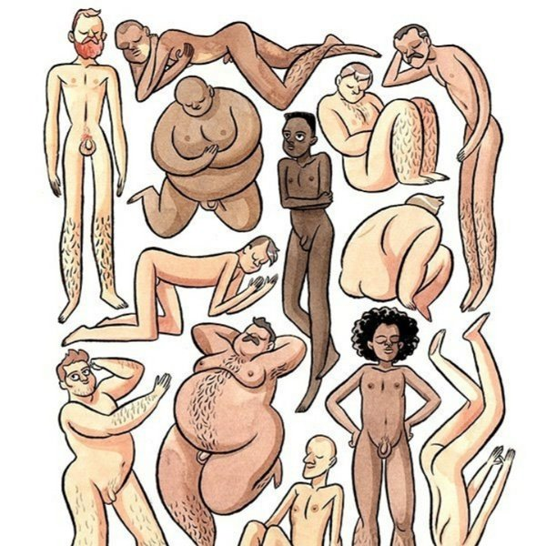 Body image picture