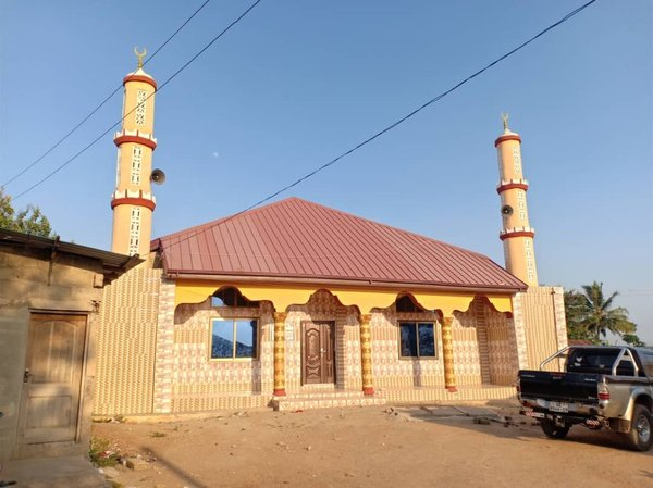 Construction of Mosques picture