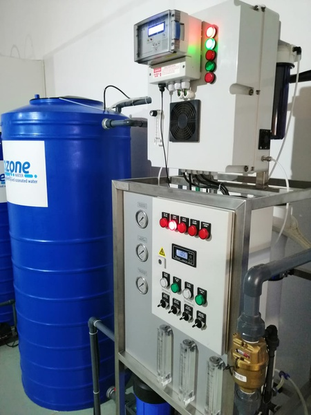 Water filtration systems picture
