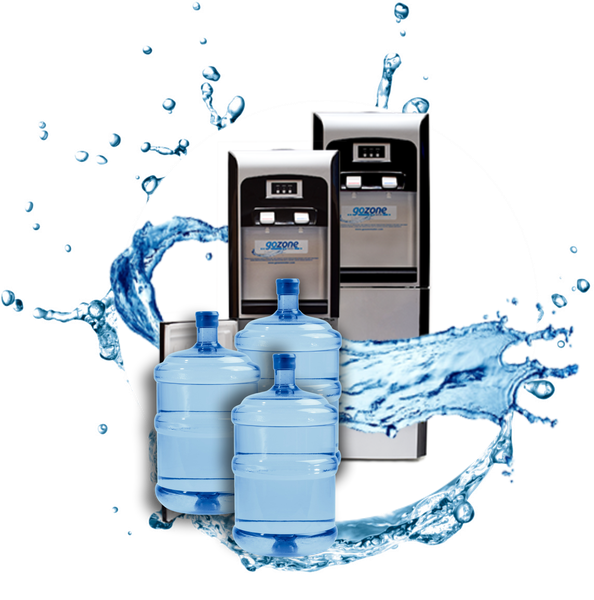 Water dispensers picture