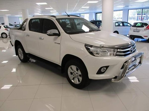 2018 toyota hilux gd6 picture